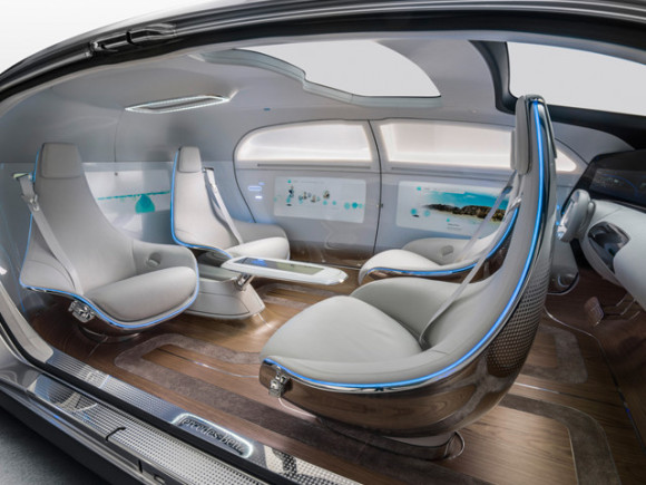 What Those Smart Cars of Future Will Look Like