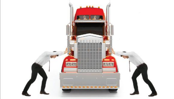 Brokers Keep Trucking Market Motoring Despite Insurer Exits