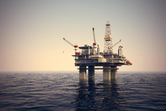 Death of Worker on Energy Platform Off Louisiana Coast Under