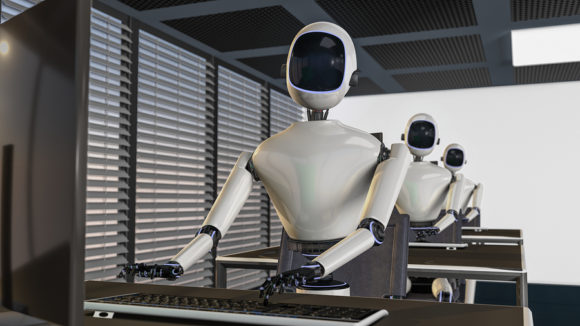Robots Portend Grim Future for Working Class: Viewpoint