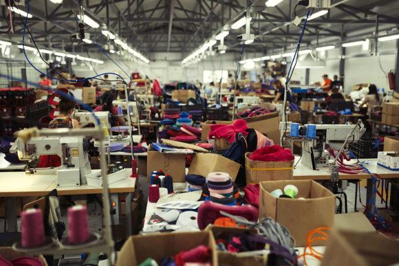 California Cites Garment Contractors $570K, Some Lacked