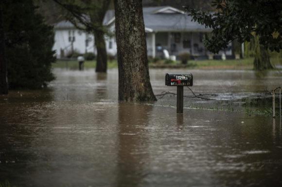 Several Days of Heavy Rains Soak Southeast, Cause Flooding