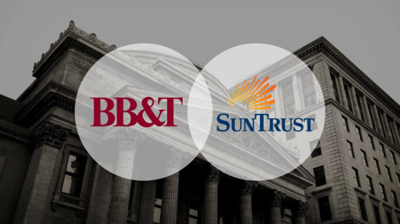 SunTrust and BB&T Banks to Merge
