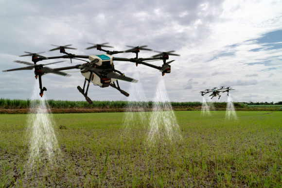 How Drone Use Becomes More Challenging When Deploying Fleets