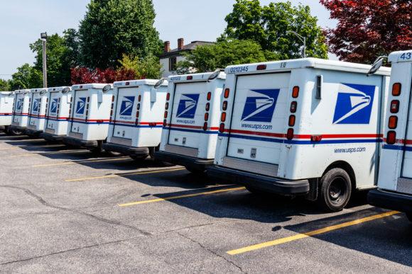 U S Post Office Testing Driverless Trucks Between 2 Cities