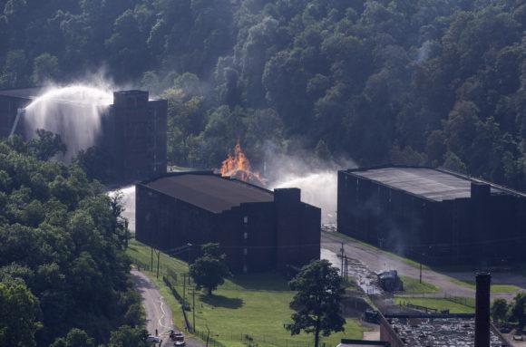 45K Barrels of Jim Beam Whiskey Destroyed in Kentucky