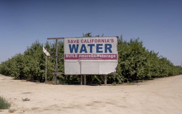 Drought Indicators in Western States Flash Warnings of the 'Big One'